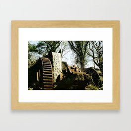 Luxulyan Valley Framed Art Print
