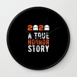 2020 Horror Story Halloween Wall Clock