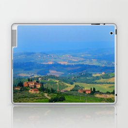 Hills of Tuscany Laptop & iPad Skin