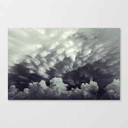 With Its power! Canvas Print