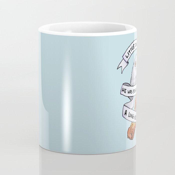 Bird no. 118: Tastes Like Steve Coffee Mug