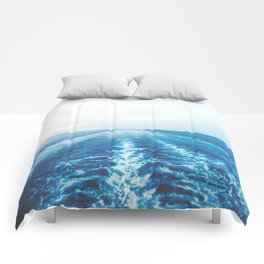 Out to Sea Comforters