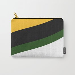 Abstraction .Simple Carry-All Pouch