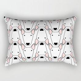 Big Bully All Over Rectangular Pillow