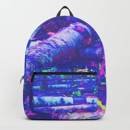 Logs of Colour Backpack