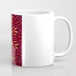 Stained Glass Sun Coffee Mug