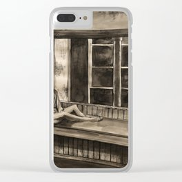 Adriana Clear iPhone Case