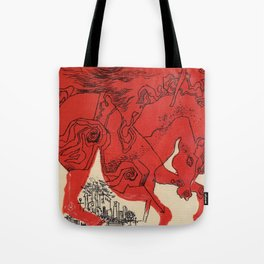 Catcher Tote Bag