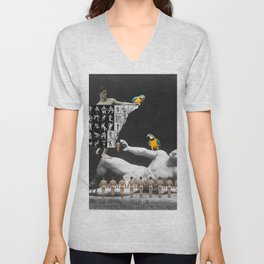 The Collector Unisex V-Neck