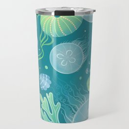Ocean life Travel Mug