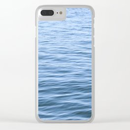 Champlain Blues Clear iPhone Case