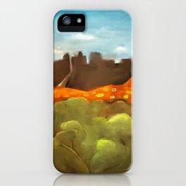Cincy Skyline iPhone Case