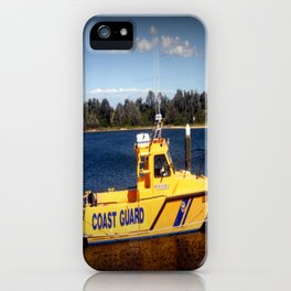 Coast Guard iPhone Case