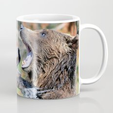Sparring Grizzly Bears Mug