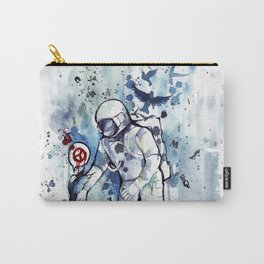 Heretic Astronut Carry-All Pouch