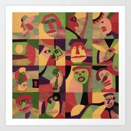 - constitution 03 - Art Print
