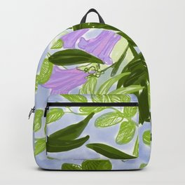 Lilac Jungle Backpack