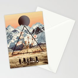 Desert Orchid Stationery Cards