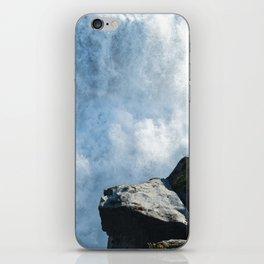 Dettifoss I iPhone Skin