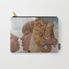 Serpentine Kiss Carry-All Pouch