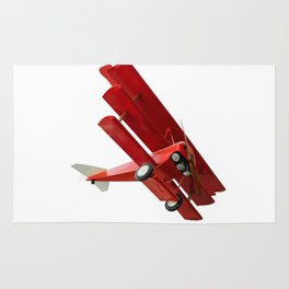 Red Fokker Rug