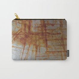 Rusty Boxy Carry-All Pouch
