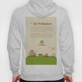 Air Pollution  Hoody