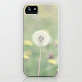 A thousand wishes iPhone Case