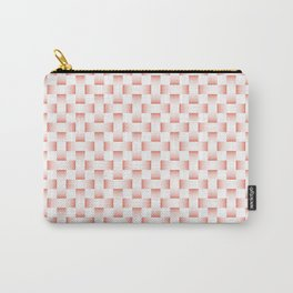 HOLIDAY WEAVE PATTERN Carry-All Pouch