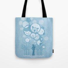 Don't Burst the Bubble Tote Bag