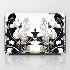 Gold Dandelions iPad Case