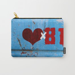 i heart 81  Carry-All Pouch