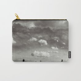 Chicago Skyline - Lone Cloud Carry-All Pouch