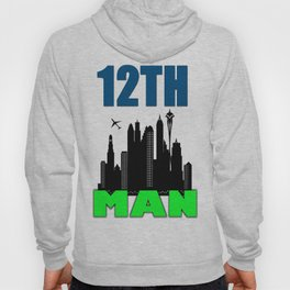 12TH MAN Hoody