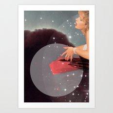 Polyester Art Print