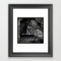 RESILLE Framed Art Print