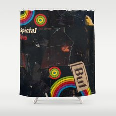 aout Shower Curtain