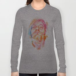 Ricardo Villalobos Long Sleeve T-shirt