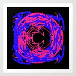 bvb o Art Print