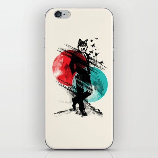 Wolfman iPhone & iPod Skin