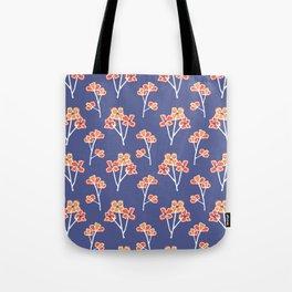 anemone flowers :: lavender Tote Bag