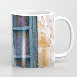 Abandoned Sicilian House in Noto Coffee Mug