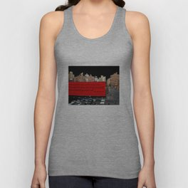 Soon-Park-Car Unisex Tank Top