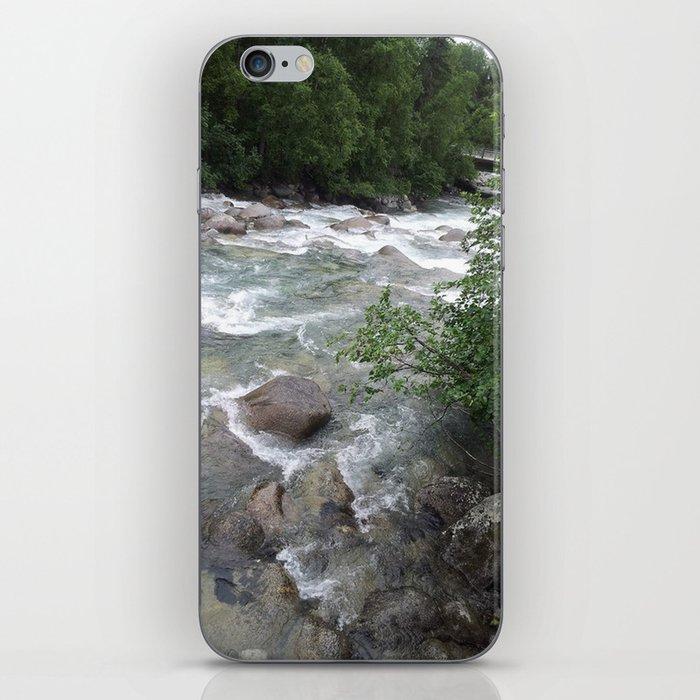 Rushing River iPhone Skin