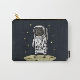 Moon Bear Carry-All Pouch