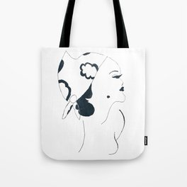 Mumsy Doodle Tote Bag