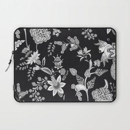 Black Onyx Chinoiserie Laptop Sleeve