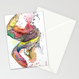 I'd rather be an albatross Stationery Cards
