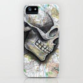 ALBANY, NEW YORK iPhone Case
