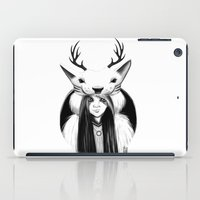 wildlife iPad Cases featuring Wildlife by Lilyloca
